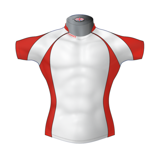 Classic Personalised Rugby Shirt TMS 438 Front - Badger Rugby