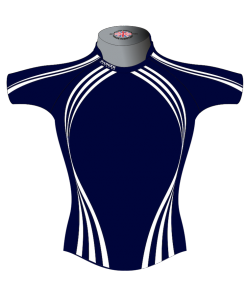 Classic Custom Rugby Shirt TMS 401 Front - Badger Rugby