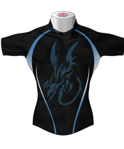 Custom Rugby Tour Shirt TRS 302 Front - Badger Rugby