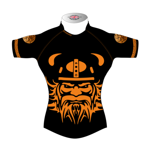 Custom Rugby Tour Shirt TRS 410 Front - Badger Rugby