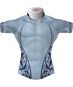 Custom Rugby Tour Shirt TRS 473 Front - Badger Rugby
