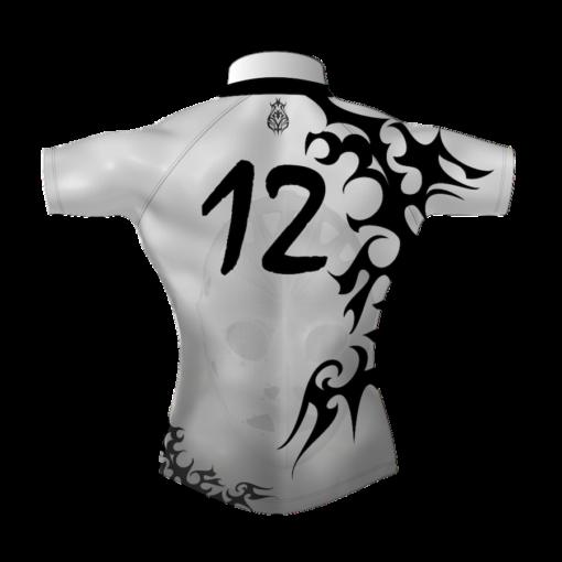 Novelty Custom Rugby Tour Shirt TRS 467 Back - Badger Rugby
