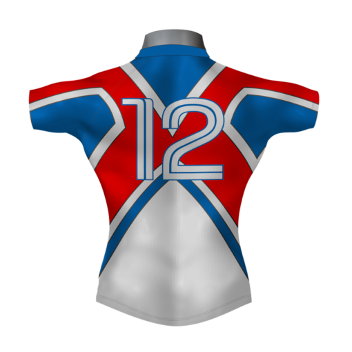 Personalised Super Rugby Tour Shirt TRS 673 Back - Badger Rugby