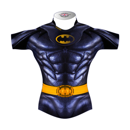 Superhero Bespoke Rugby Tour Shirt TRS 426 Front - Badger Rugby