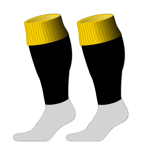 Custom, Bespoke Rugby Sock Design 235 - Badger Rugby
