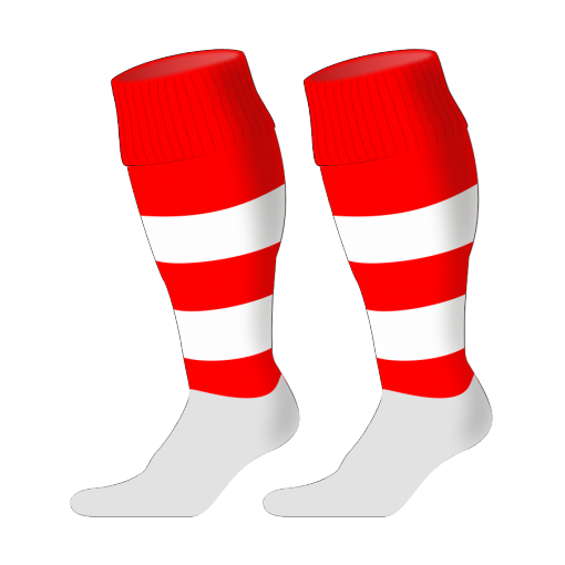 Custom, Bespoke Rugby Sock Design 238 - Badger Rugby