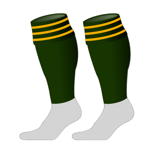 Custom, Bespoke Rugby Sock Design 241 - Badger Rugby