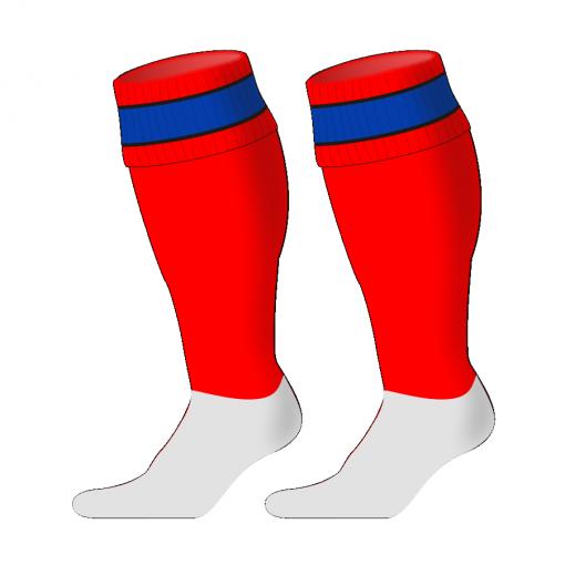 Custom, Bespoke Rugby Sock Design 244 - Badger Rugby
