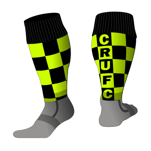 Custom, Bespoke Rugby Sock Design 522 - Badger Rugby