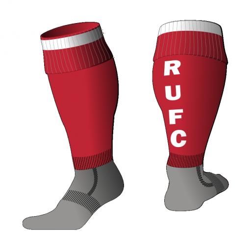 Custom, Bespoke Rugby Sock Design 531 - Badger Rugby