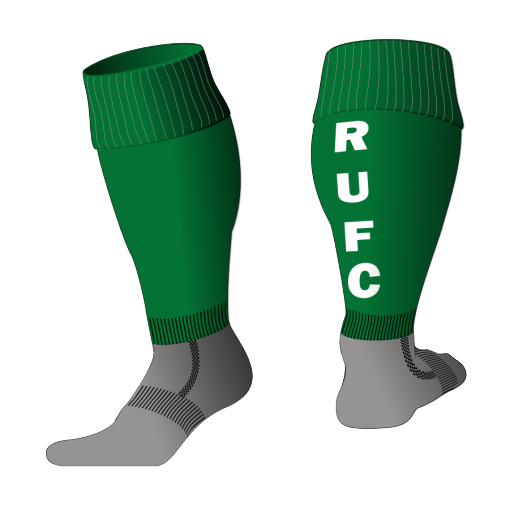 Custom, Bespoke Rugby Sock Design 532 - Badger Rugby